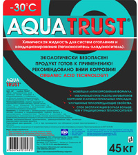 Aquatrust antifreeze