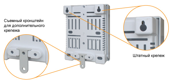 Стабилизатор напряжения Teplocom ST-555-И крепление