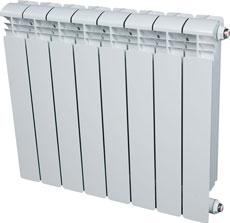 Алюминиевый радиатор Rifar-Alum