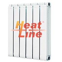 Алюминиевый радиатор HeatLine