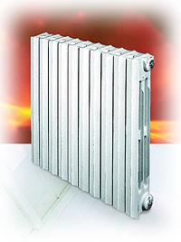 Чугунный радиатор RIDEM