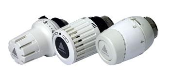 Термостатические элементы терморегуляторов Danfoss